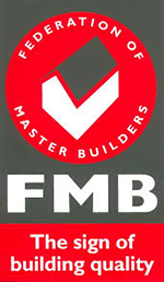 May Construction is a member of the Federation of Master Builders